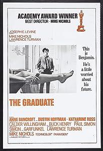 72375 The Graduate Movie 1967 Decor Wall 36x24 Poster Print