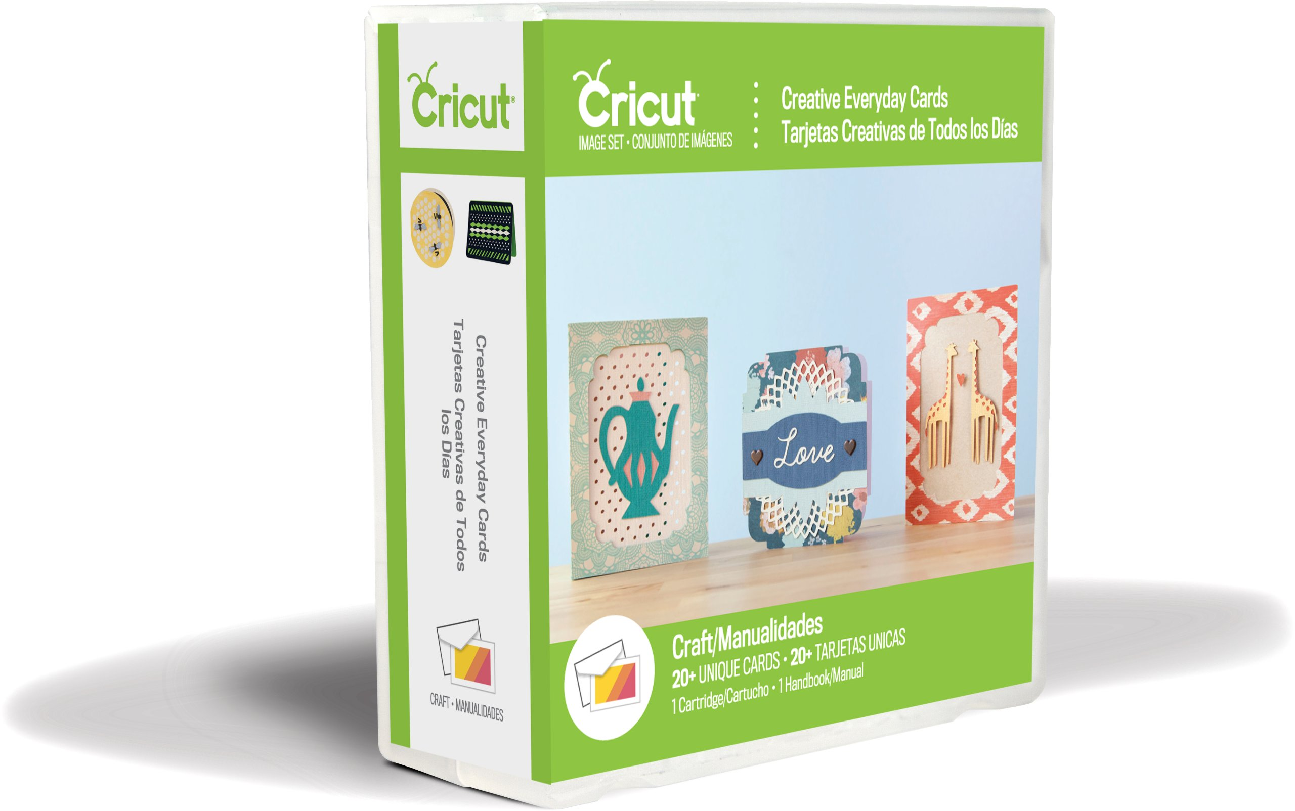 Cricut Creative Everyday Cards Cartridge