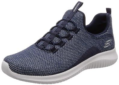 Skechers Damen Sneaker Blau