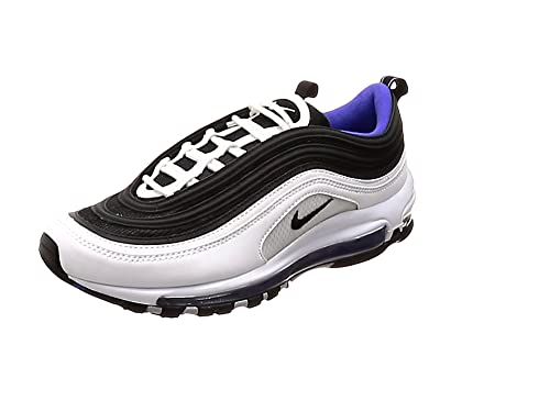 uk availability 8d672 1bfe5 Nike Herren Air Max 97 Laufschuhe, Mehrfarbig (WhiteBlackPersian Violet  103