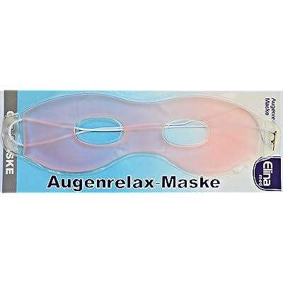 Masque de relaxation pour les yeux/le visage Pour chaud ou froid