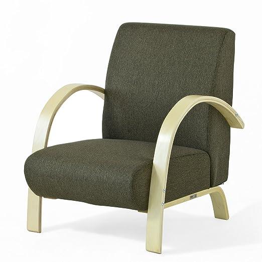 SoBuy® Moda Sofá Individual, Sillones,Sofás de salón, sillón ...