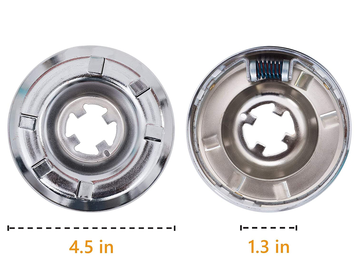 Ultra Durable 285785 Washer Clutch Kit Replacement by Blue Stars - Exact  Fit for Whirlpool & Kenmore Washers - Simple Instruction Included -  Replaces