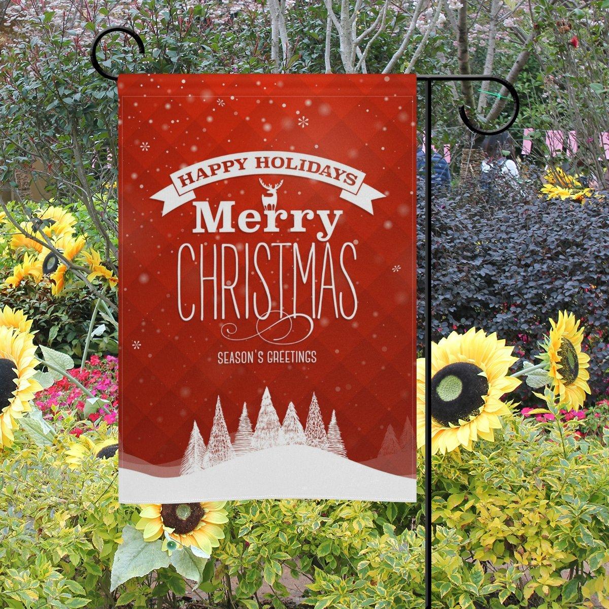 Amazon La Random Merry Christmas Happy Holidays Decorative