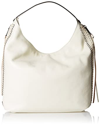 Amazon.com: Rebecca Minkoff Bryn Double Zip Hobo with Studs ...