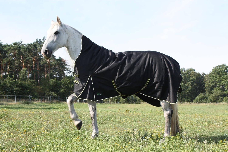 time4horses High Neck Thermodecke Pferdedecke Winterdecke Outdoordecke 300gr. 1200Denir CHB-IuV