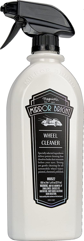 Meguiar`s MB0522EU Mirror Bright Wheel Cleaner, 850 ML Meguiars