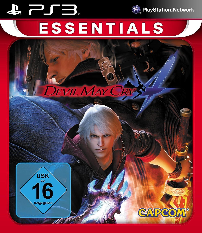 Devil May Cry 4 [Essentials] [Importación Alemana]: Amazon.es: Videojuegos