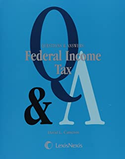 Amazon federal income taxation model problems and outstanding questions and answers federal income tax fandeluxe Images