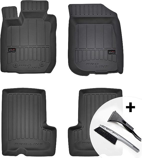 3d Gummimatten Auto Fußmatten Gummi Automatten 4 Teilig Set Passend Für Dacia Duster Ii Ab 2017 Auto
