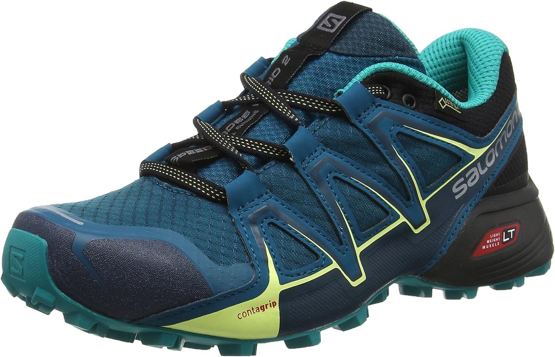 Scarpe da Trail Running Impermeabili Donna Salomon Speedcross Vario 2 GTX