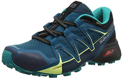 Salomon Speedcross Vario 2 GTX Scarpe da Trail Running Impermeabili Donna   Amazon.it  Scarpe e borse 04c836d20f9