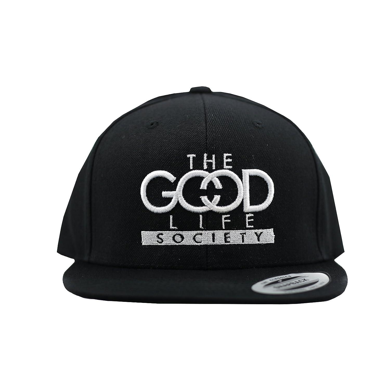 The Good Life Society Snapback Hat Trucker for Men Women at Amazon Men s  Clothing store  74174bc1933