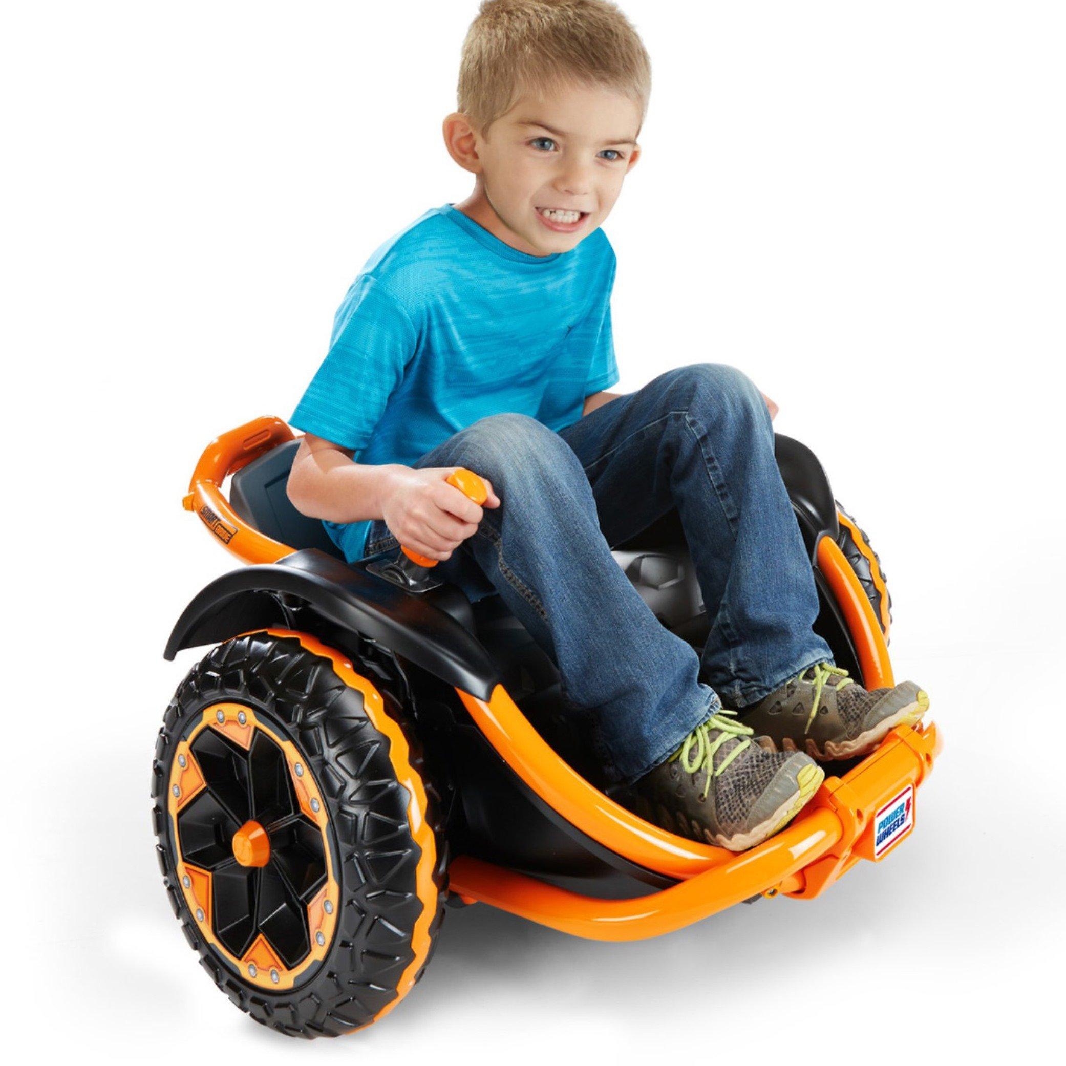 Power Wheels Wild Thing, Orange by Power Wheels (Image #2)