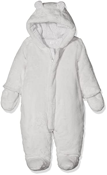 9cdc5b01a Absorba Fourrure Unisex Baby Snowsuit  Amazon.co.uk  Clothing
