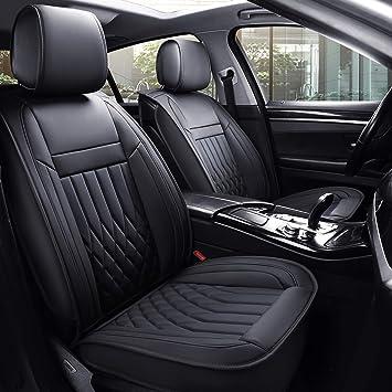 Amazon Com Aierxuan 5pcs Car Seat Covers Full Set With Waterproof