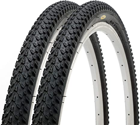 Fincci Par Carretera de Montaña Bicicleta Híbrida Neumático ...