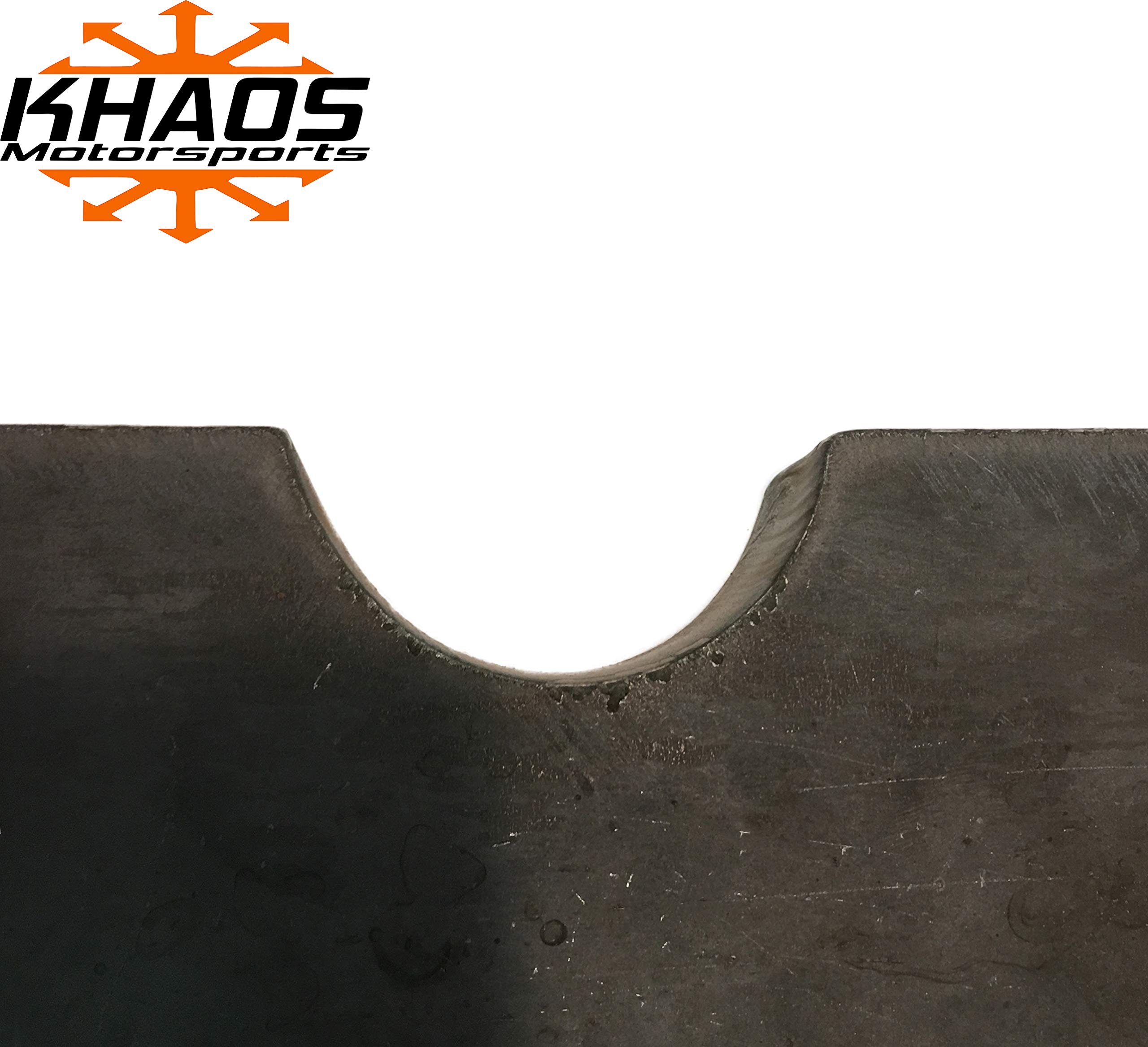 PRESS PLATES ARBOR PARALLELS 1''X8''X8'' SET by Khaos Motorsports (Image #3)
