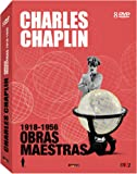 Chaplin Obras Maestras 2012 - Nº1 [DVD]