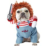 California Costumes Pet Deadly Doll Dog Costume Costume