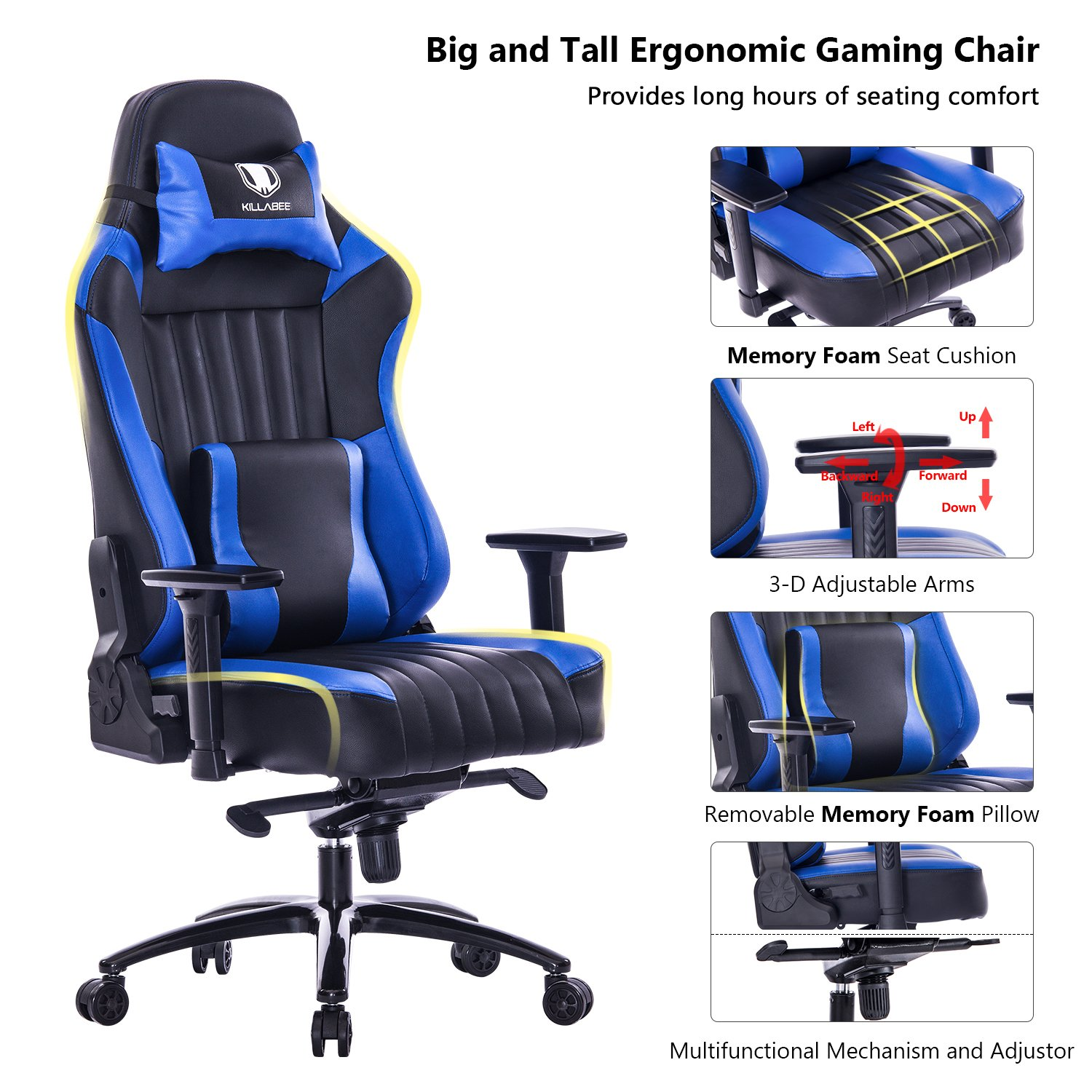 Best Rated In Video Game Chairs Amp Helpful Customer Reviews