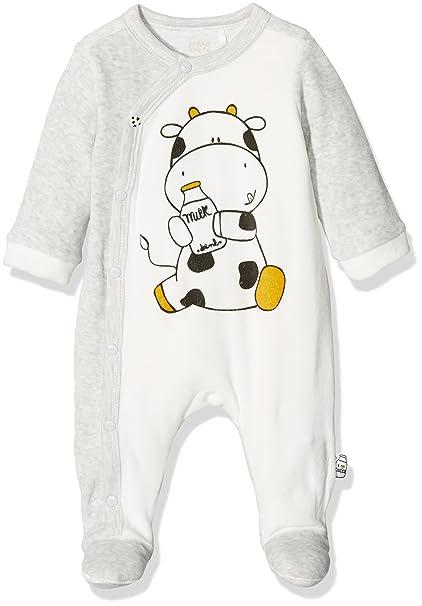 Chicco 9021496, Pelele para Bebés, Gris (Grigio Chiaro), (Talla del