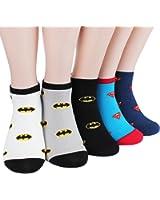 Socksense Superhero Mens Series Original Socks