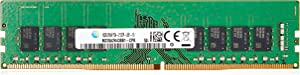 HP 3TK87AT DDR4-8 GB - DIMM 288-Pin - 2666 MHz/PC4-21300 - 1.2 V - Unbuffered - Non-ECC - for 285 G3, 290 G2, EliteDesk 705 G4, 800 G4, ProDesk 400 G5, 600 G4