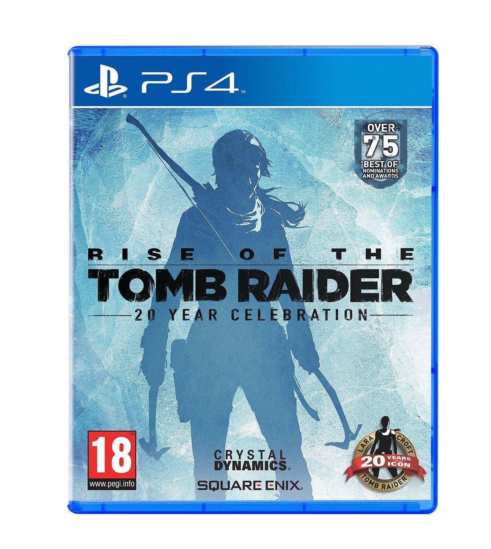 tomb raider 20 year celebration gameplay