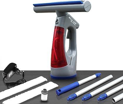 ECODE Aspirador limpiacristales eléctrico sin Cables con bateria ...