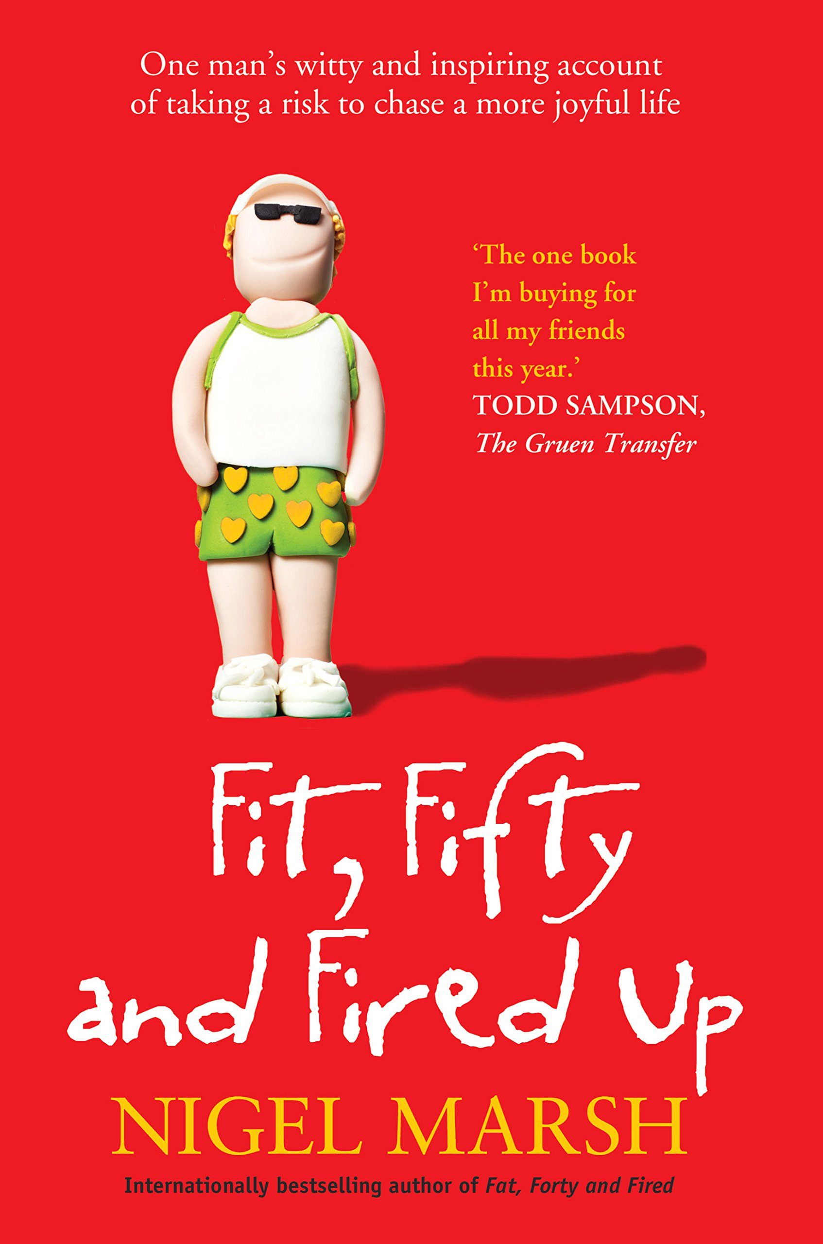 Read Online Fit, Fifty and Fired Up pdf