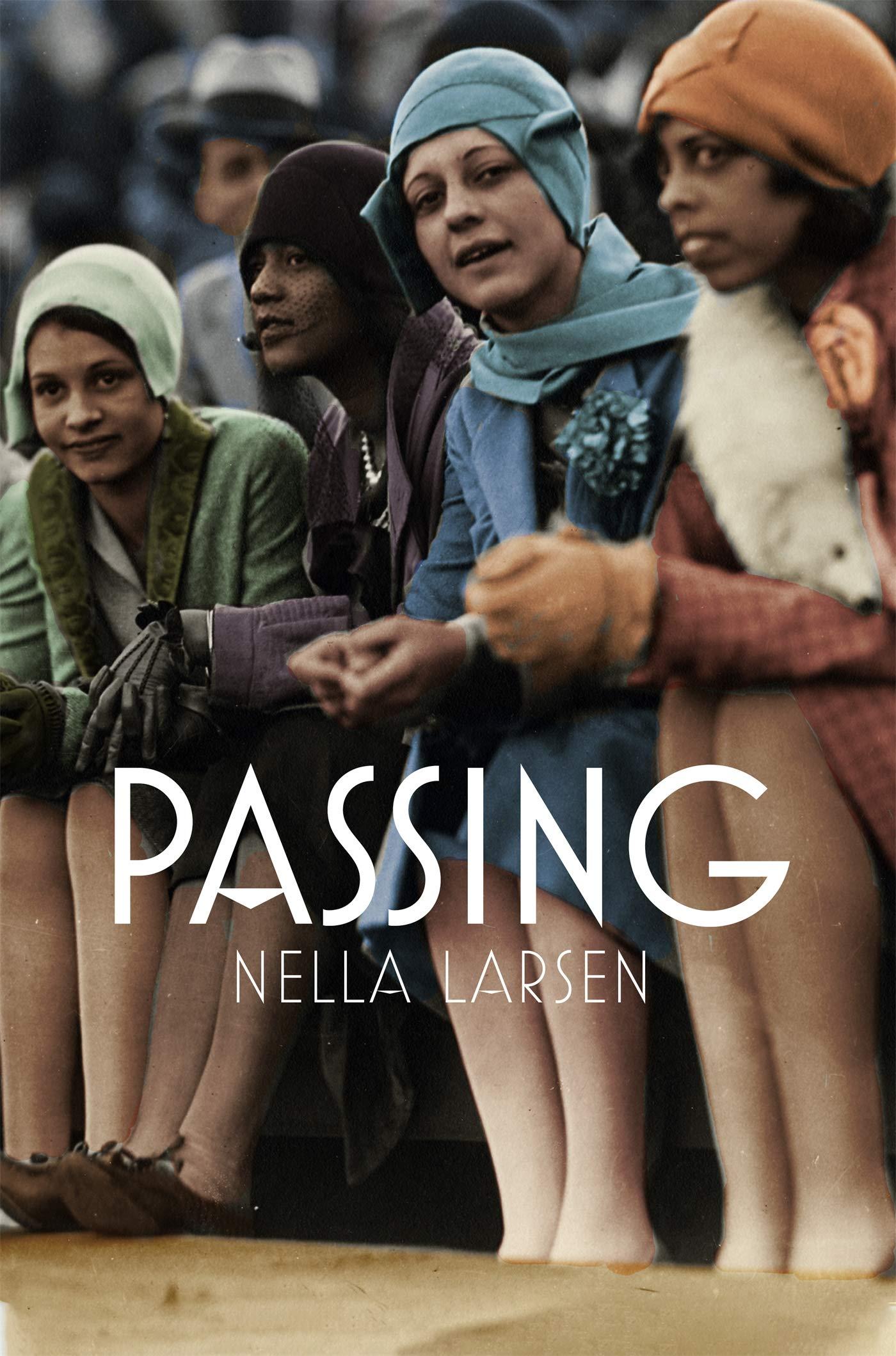Amazon.com: Passing: Film Tie-In Edition (9781529047974): Larsen, Nella,  Vogelius, Christa Holm: Books