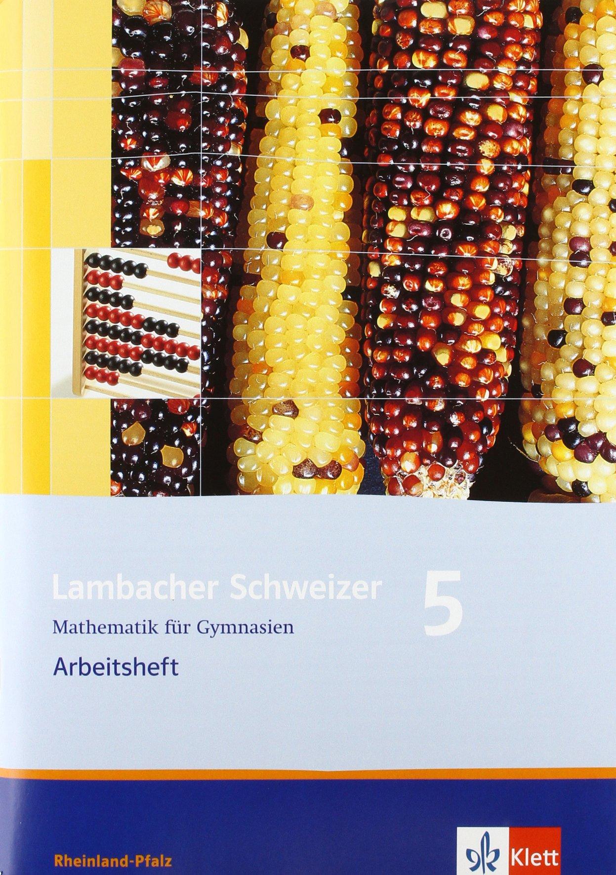 Lambacher Schweizer - Ausgabe Rheinland-Pfalz 2005 / Arbeitsheft plus Lösungsheft 5. Schuljahr