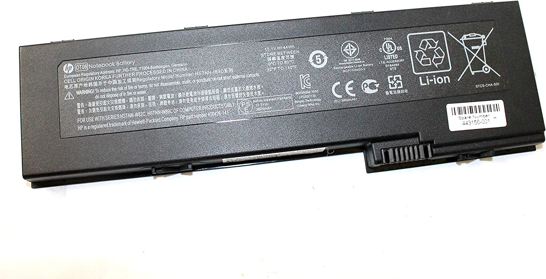 AH547AA 454668-001 443156-001 HP OT06 Genuine OEM 2710P 2730P 2740P 2760P 6-Cell 44Wh 11.1V Li-ion Battery