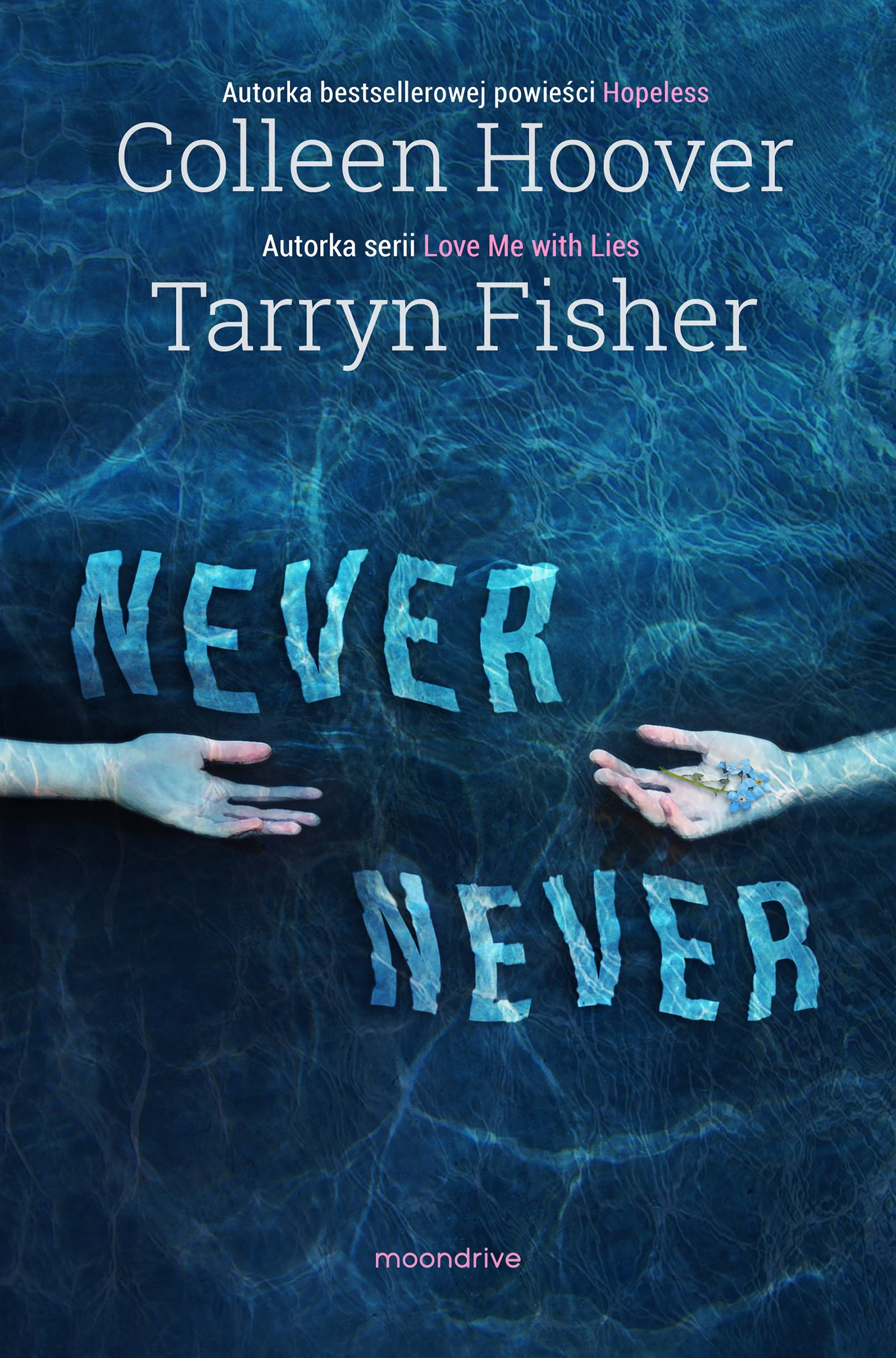 Never Never: Amazon.es: Colleen Hoover, Tarryn Fisher ...