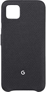 Google Pixel 4 XL Case, Just Black (GA01276)