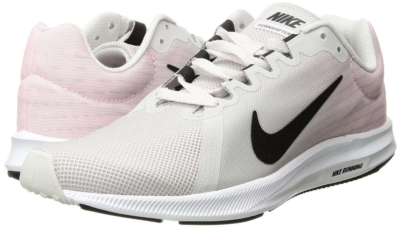 brand new 9d8a2 8d452 Amazon.com   Nike Women s Downshifter 8 Running Shoe Black Anthracite Dark  Grey, 11 Regular US   Road Running