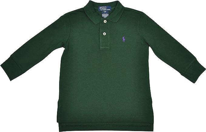 Polo Ralph Lauren - Polo - para bebé niño Verde Oscuro 2 Años ...