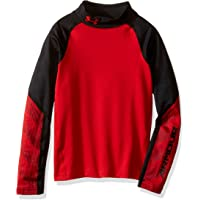 Under Armour Armour Up CG Mock-Red/Blk/Red - Camiseta