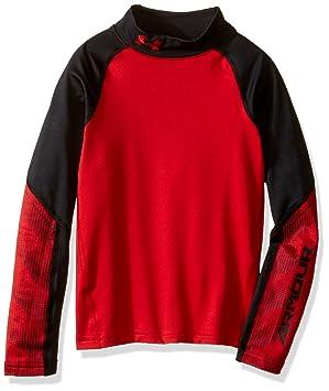 Under Armour Cg Mock-Camiseta de protección térmica para niño: Amazon.es: Deportes y aire libre