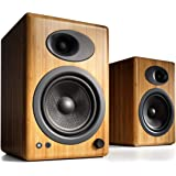 Audioengine A5+N Powered Bookshelf Speakers