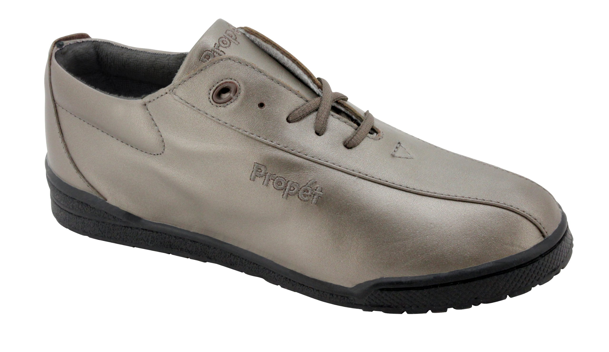 Propet Women's Firefly,Pewter,9.5 M (B) US