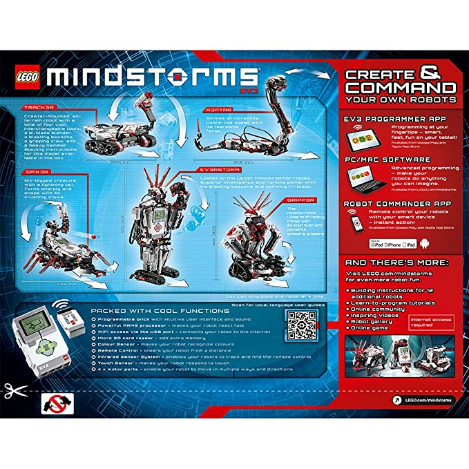 Buy Lego Mindstorms EV3 31313 Online at Low Prices in India - Amazon.in