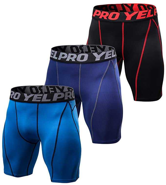 10 BEST COMPRESSION SHORTS FOR MEN