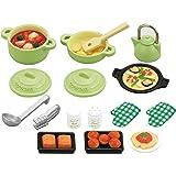 Sylvanian Family 2938 - Lote de utensilios de cocina