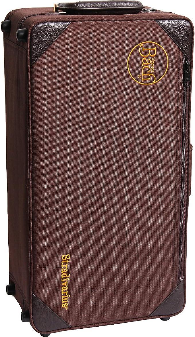 Bach lt18077 Stradivarius nueva york # 7 serie BB Trompeta lt180s77 plata: Amazon.es: Instrumentos musicales