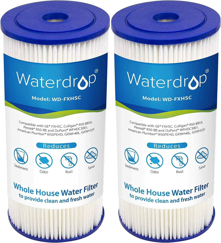 Waterdrop WD-FXHSC 10 x 4.5 Pleated Sediment Filter
