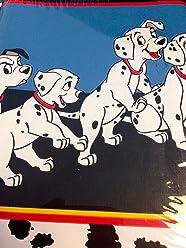 Walt Disneys 101 Dalmatians Wallpaper Border 8.4 SQ Ft (5 yd by 6.83 ...