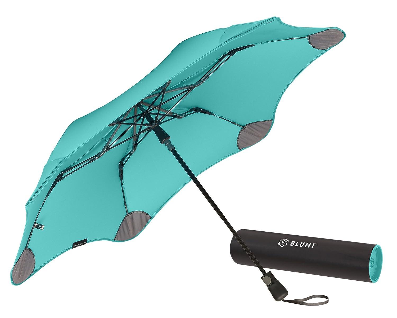 【正規輸入品】 ブラント XS メトロ 全8色 折りたたみ傘 オートオープン ミント 6本骨 51cm グラスファイバー骨 耐風傘 A2457-61 B00TRW5N40 グリーン グリーン