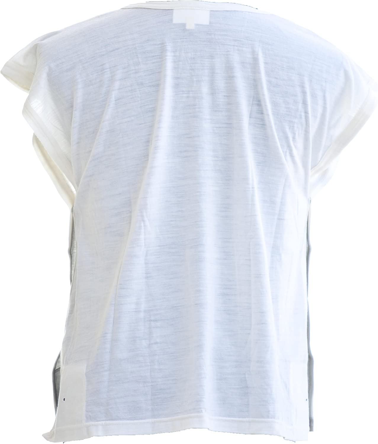 Zion Judaica 100/% Cotton Comfortable Quality T-Shirt Tzitzis Garment Certified Kosher Imported from Israel